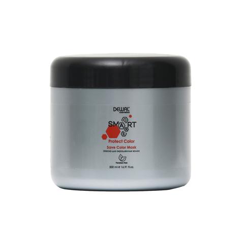Маска Dewal Cosmetics  (DCC20101) для окрашенных волос SMART CARE Protect Color Save Color Mask 500 мл