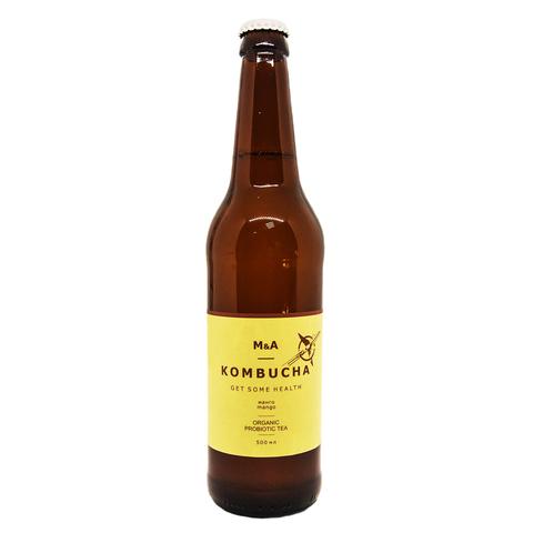 Напиток Комбуча  МАНГО Royal nut 0,5 стекло
