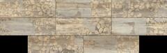 Керамогранит CERSANIT Floralwood 598x185 бежевый C-FW4M012D