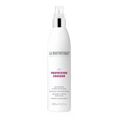 La Biosthetique Protection Couleur: Восстанавливающий структуру волос спрей с комплексом защиты цвета (Lait Protection Couleur), 200мл