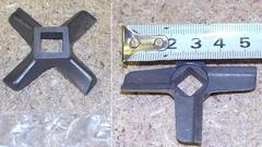 Нож для мясорубки Zelmer №8 755469