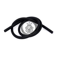 Cиликоновый шланг Soft Touch (Софт Тач) черный для кальяна