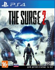 PS4 The Surge 2 (русские субтитры)