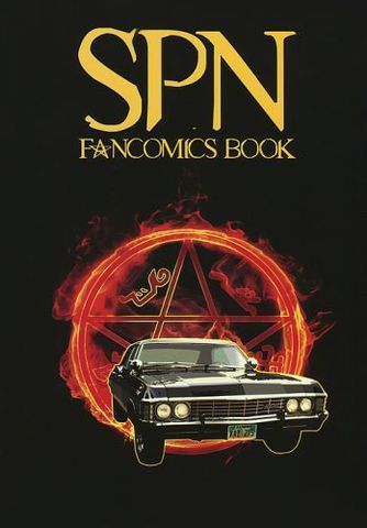 SPN Fancomics Book