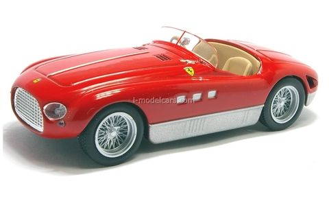 Ferrari 340 MM red 1:43 Eaglemoss Ferrari Collection #36