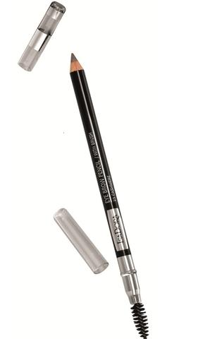 Карандаш с щеточкой для бровей IsaDora Eye Brow Pencil with Brush 23 Cashmere