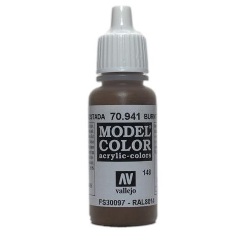 Model Color Burnt Umber 17 ml.
