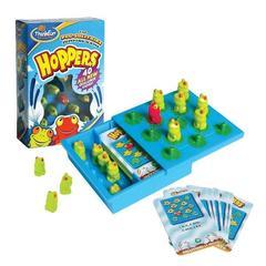 ThinkFun Игра-головоломка Лягушки-непоседы (6701-RU)
