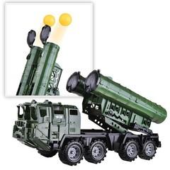 Машина, ракетная установка