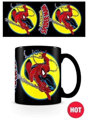 Кружка-хамелеон Marvel Comics (Spider-Man Iconic Issue)