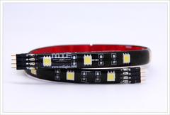 Гибкие светодиодные полосы MTF Light 3M4A125WY 30 см (желтый)