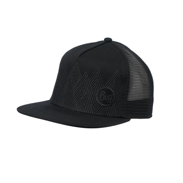 Кепки Кепка-бейсболка Buff Summit Black 117238.999.10.00.jpg