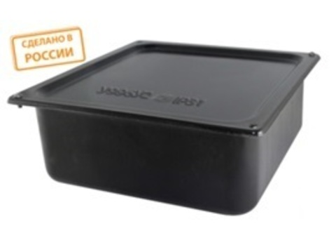 Коробка протяжная ОП металлическая У-994 IP54 грунт., с уплотнителем TDM