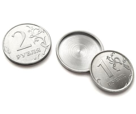 монета шелл