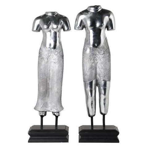 Скульптура Eichholtz 105220 Thai Man & Lady