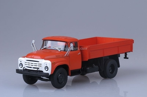 ZIL-130-76 board red 1:43 AutoHistory