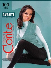 Женские колготки Avanti 100 Conte