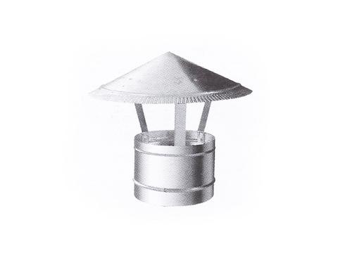 Зонт D 125 оцинкованная сталь