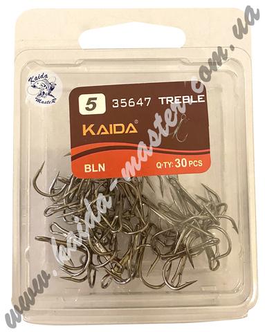 Крючки тройники Kaida №5