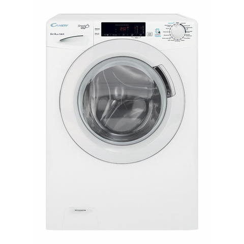 Узкая стиральная машина Candy GrandO Vita Smart RGVS4 116TW3/2-07