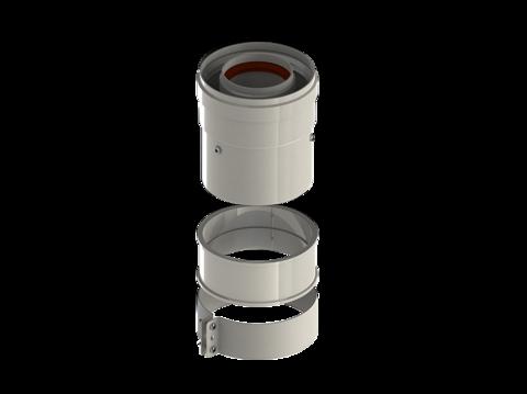Адаптер вертикальный диам.60/100L (Bx) RTF13.008 - RoyalThermo