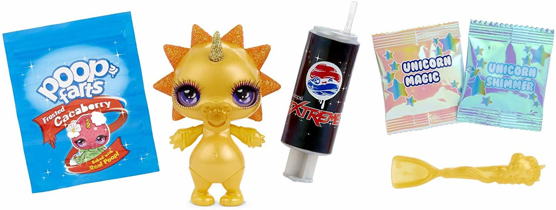 Набор-слайм Poopsie Sparkly Critters в банке Series 2-1A от MGA Entertainment
