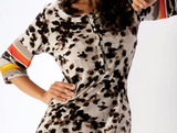 Летнее платье из вискозы B&B
