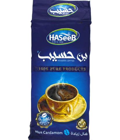 Арабский кофе Plus Cardamom, Haseeb, 200 г