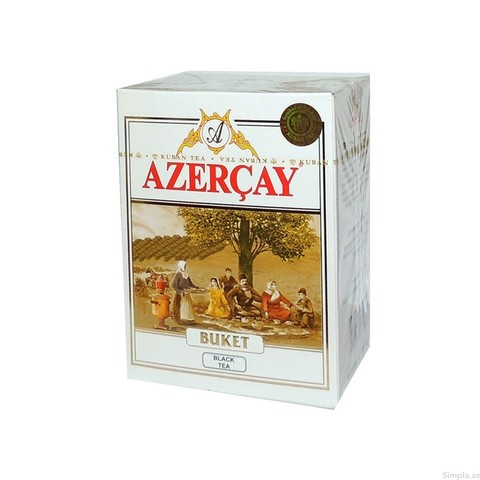Çay Azərçay Buket qara 450 qr