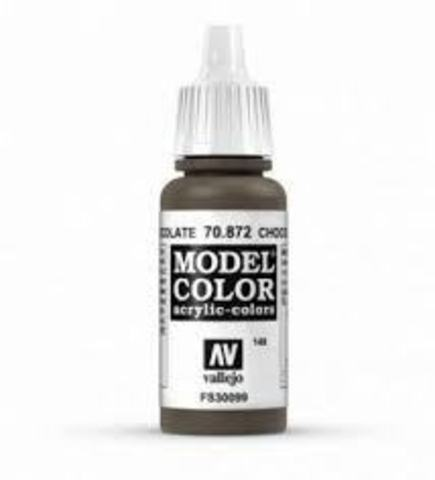 Model Color Chocolate Brown 17 ml.
