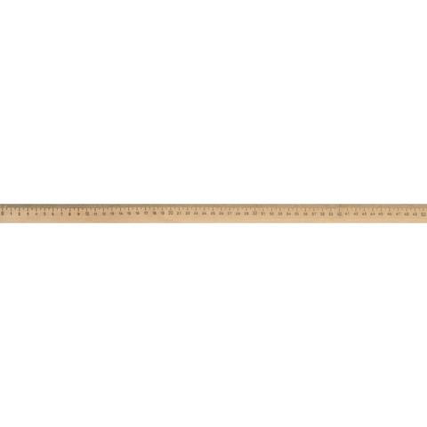 Линейка Можга деревянная 50 см