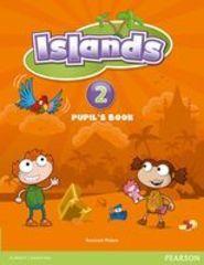 Islands Level 2 Pupil's Book plus pin code