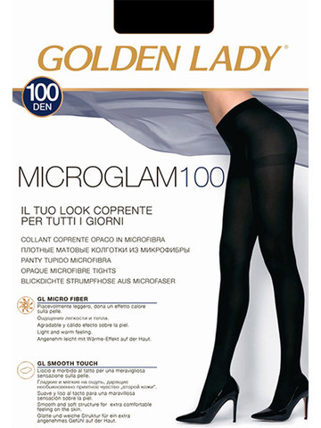 Колготки Microglam 100 Golden Lady
