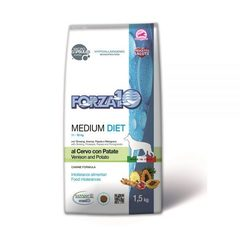 Forza Diet Medium Cervo/Patate 1,5кг.