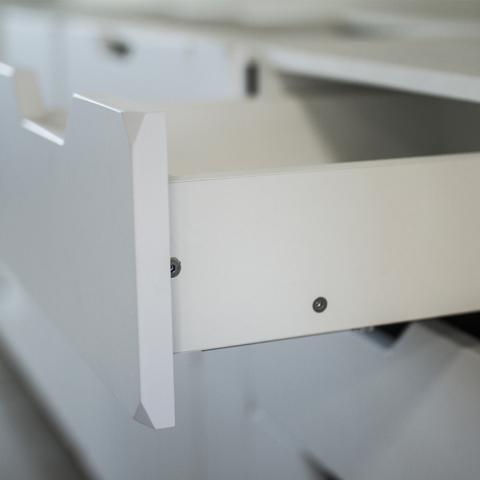Напольный шкаф c 4  ящиками, 720х450 мм