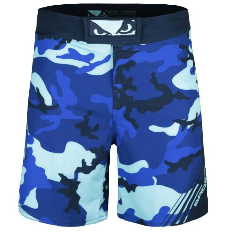 Шорты Шорты Bad Boy Soldier MMA Shorts - Blue Camo Шорты_Bad_Boy_Soldier_MMA_Shorts_-_Blue_Camo.jpg