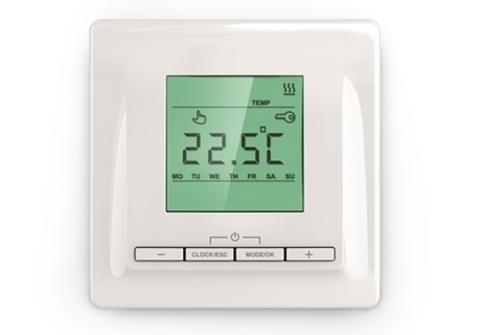 Терморегулятор Теплолюкс TP 520 кремовый
