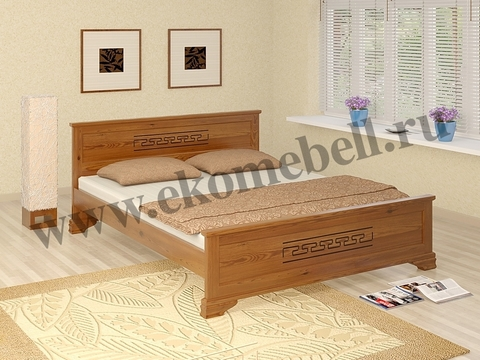 Кровать *Классика* с ящиками