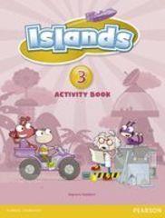 Islands Level 3 Activity Book plus pin code