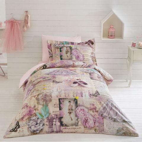 Детское постельное белье BALERIN deluxe TIVOLYO HOME Турция