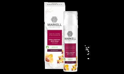 Markell Skin Care Program Крем-лифтинг для лица Орхидея дневной 50мл