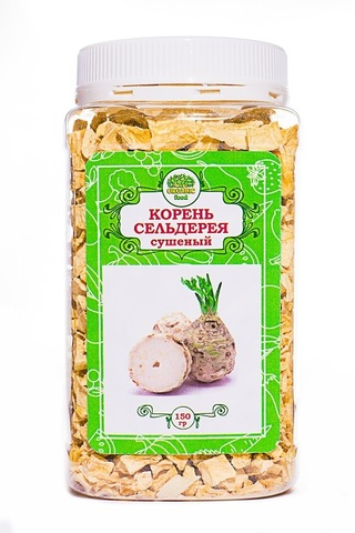 Корень сельдерея Organic Food, 150г