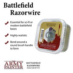 Basing: Battlefield Razorwire (4m)