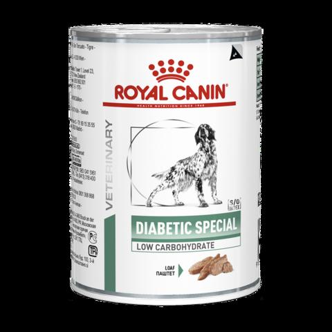Royal Canin Diabetic Special Low Carbohydrate Консервы для собак при сахарном диабете