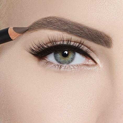 Карандаш для бровей Romanovamakeup Sexy Eyebrow Pencil Taupe