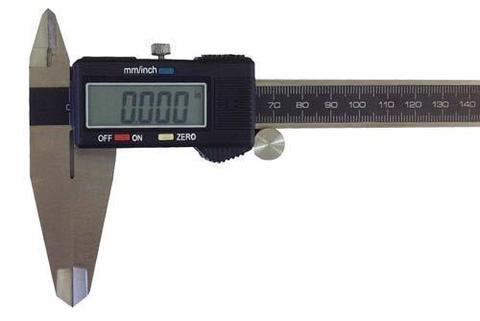 Штангенциркуль с цифровым индикатором 0-300 мм / 0,01 мм