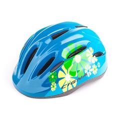 Велошлем детский Cigna WT-024 (чёрный/синий)