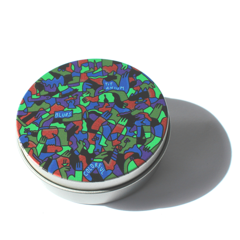 Подшипники BLURS Titanium Colorful
