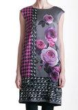 Платье из шелка VDP