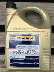 Масло моторное SWD Rheinol  Primus DXM Diesel  5W-40 син. (5л)
